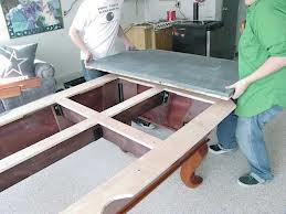 Pool table moves in Yakima Washington